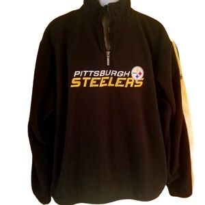 Mens NFL Pittsburgh Steelers Reebok Fleece